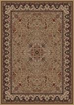 Concord Global Trading Persian Classics 2031 Isfahan Gold Area Rug