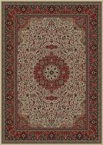 Concord Global Trading Persian Classics 2032 Isfahan Ivory Area Rug