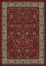 Concord Global Trading Persian Classics 2050 Vase Red Area Rug