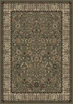 Concord Global Trading Persian Classics 2055 Vase Green Area Rug