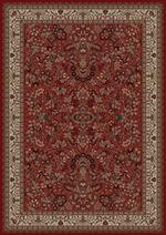 Concord Global Trading Persian Classics 2090 Sarouk Red Area Rug