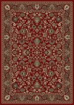 Concord Global Trading Persian Classics 2100 Mahal Red Area Rug