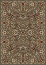 Concord Global Trading Persian Classics 2105 Mahal Green Area Rug