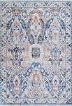 Couristan Bliss 7345/0673 Zagros Greige Area Rug
