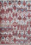 Couristan Bliss 7514/0141 Samarkand Ruby Area Rug