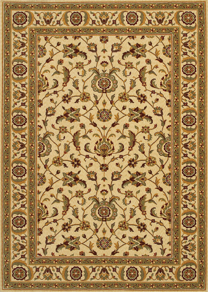 Couristan Royal Luxury 1323 0001 Linen 7 10 Quot X 11 2 Quot Area