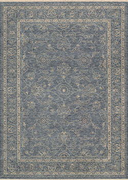 Couristan Elegance 4517/0501 Blue 5'6