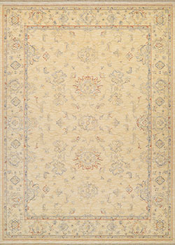 Couristan Elegance 4522/1254 Tan 8'2