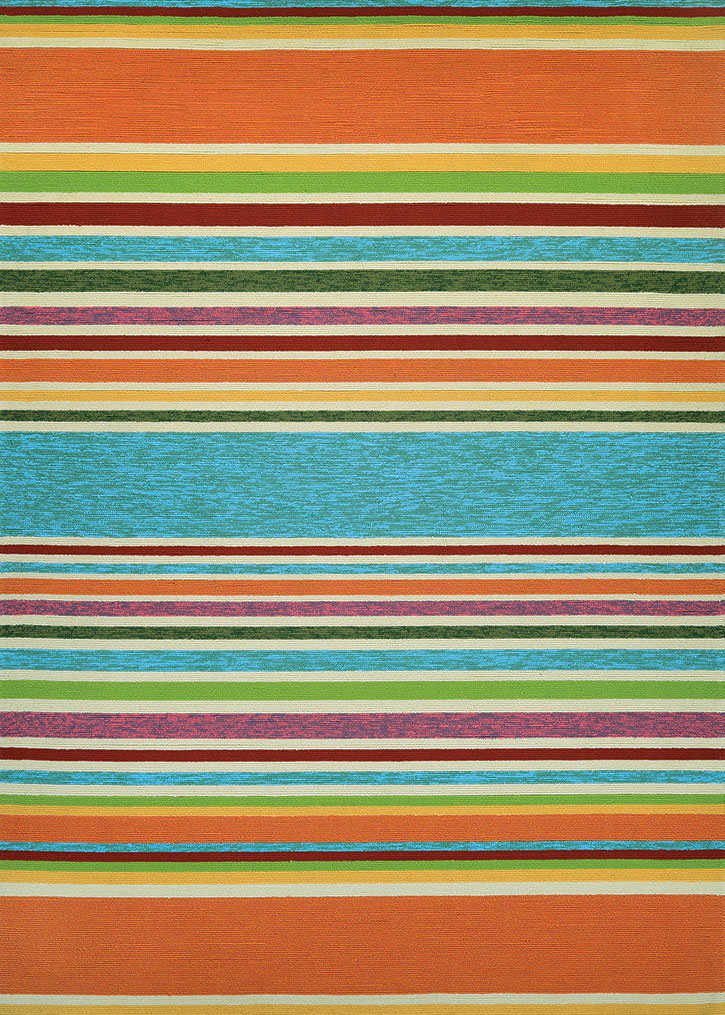 Covington 2296 3067 Sherbet Stripe Multi Area Rug By