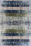 Couristan Easton 6343/8282 Distress Planking Moss/Denim Area Rug