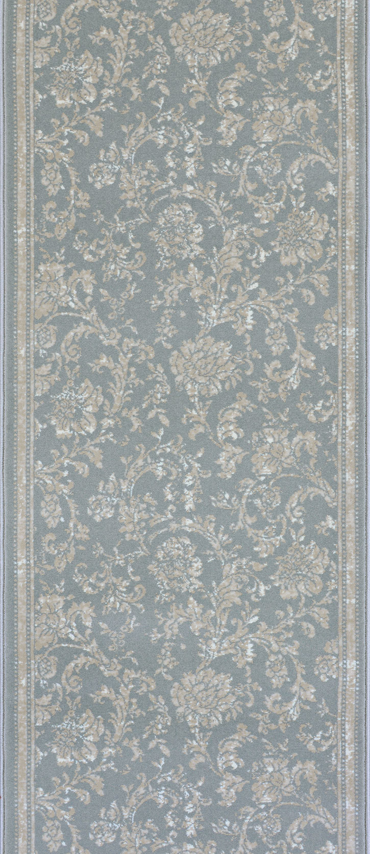 Couristan Lakely Cbk2 0001a Seafoam Hall And Stair Runner