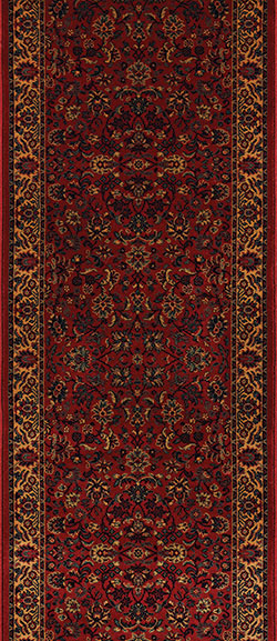 Couristan Everest 3791-4872A Isfahan Crimson 2'2