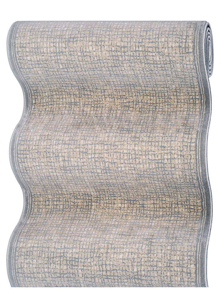 Couristan Raelyn Cbk3 B003a Platinum Hall And Stair Runner
