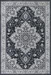 Couristan Sultan Treasures 7185/5789 Harish Charcoal Area Rug