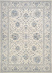 Couristan Sultan Treasures 7141/6666 Persian Isfahan/Antique Creme Area Rug