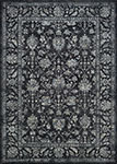 Couristan Sultan Treasures 7142/3636 All Over Mashad/Black Area Rug
