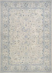 Couristan Sultan Treasures 7145/9696 Floral Yazd/Grey Area Rug