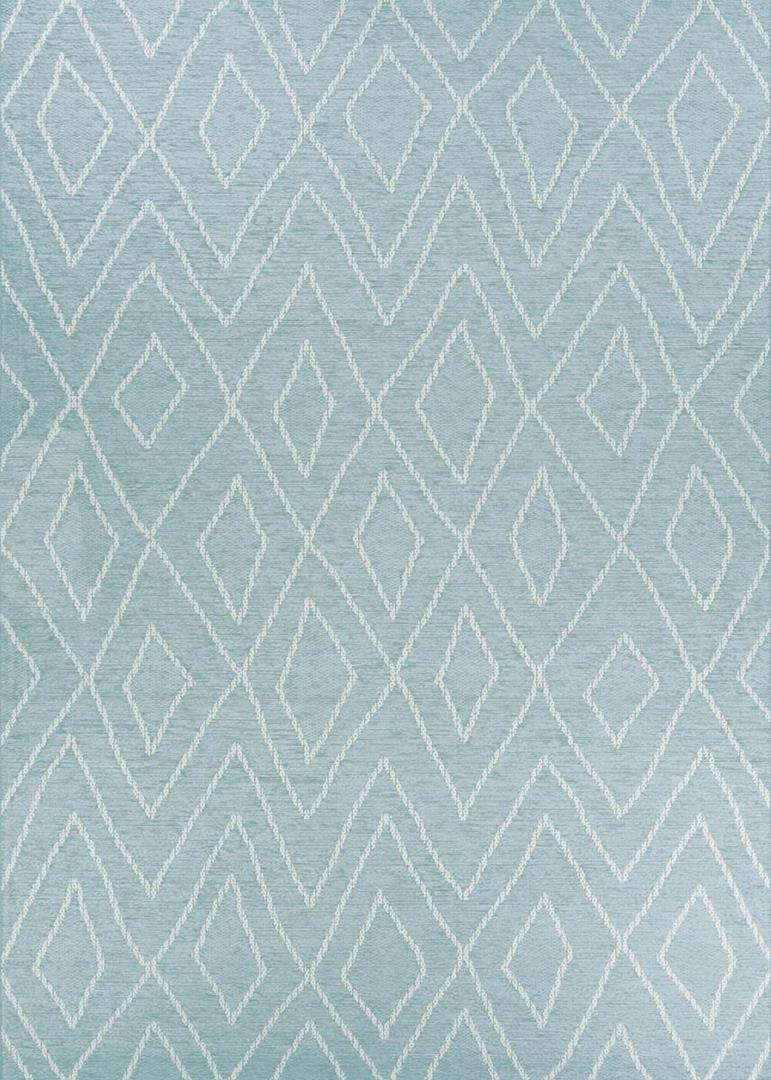 Couristan Timber 7761 0813 Woodnote Serenity Blue Area Rug