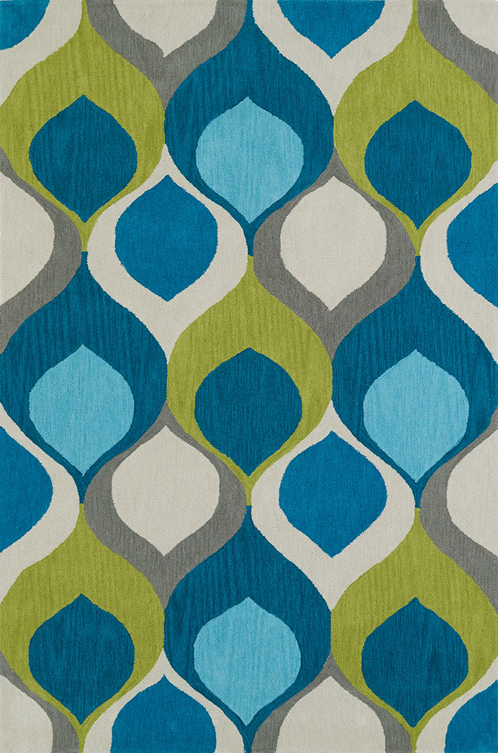 Aloft Al14 Teal Area Rug By Dalyn Carpetmart Com