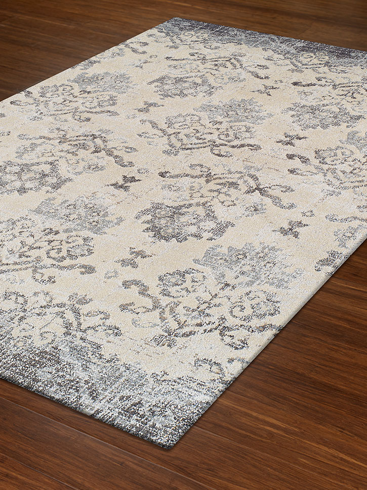 Dalyn Antigua An11 Pewter Area Rug Carpetmart Com