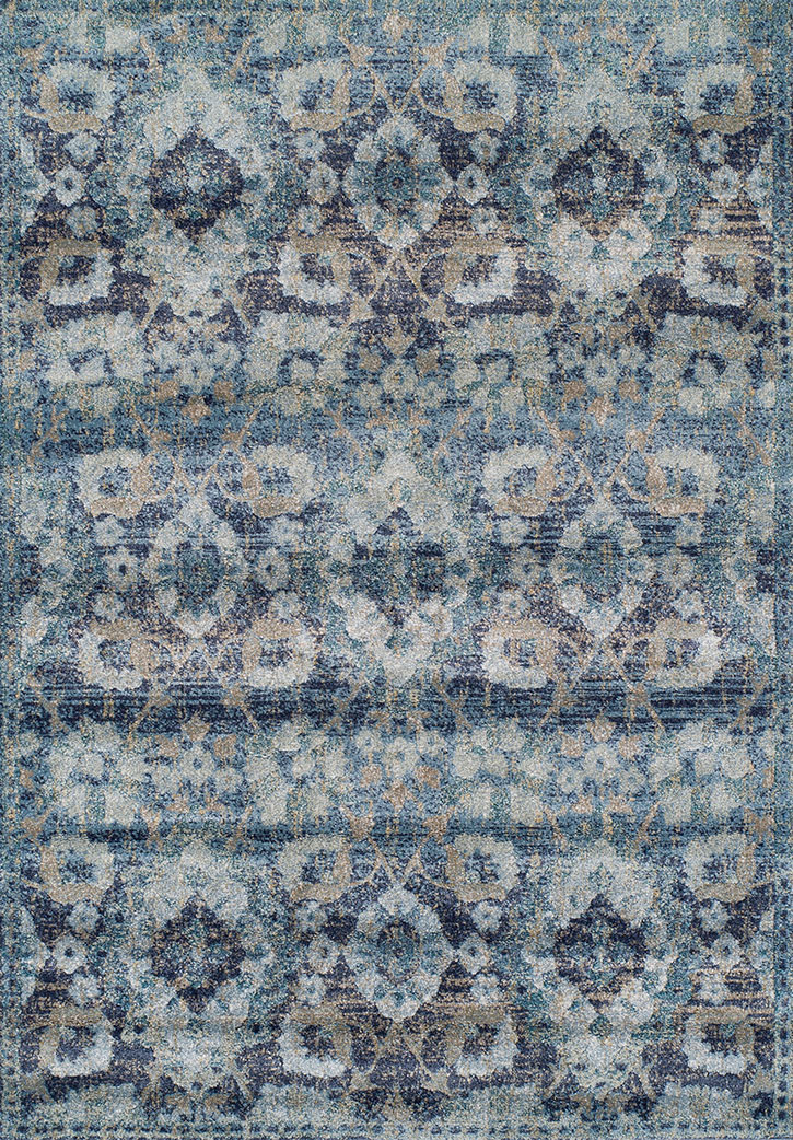 Dalyn Antigua An5 Navy Area Rug Carpetmart Com