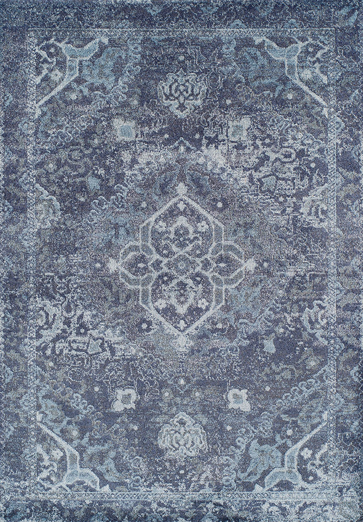 Dalyn Antigua An7 Navy Area Rug Carpetmart Com