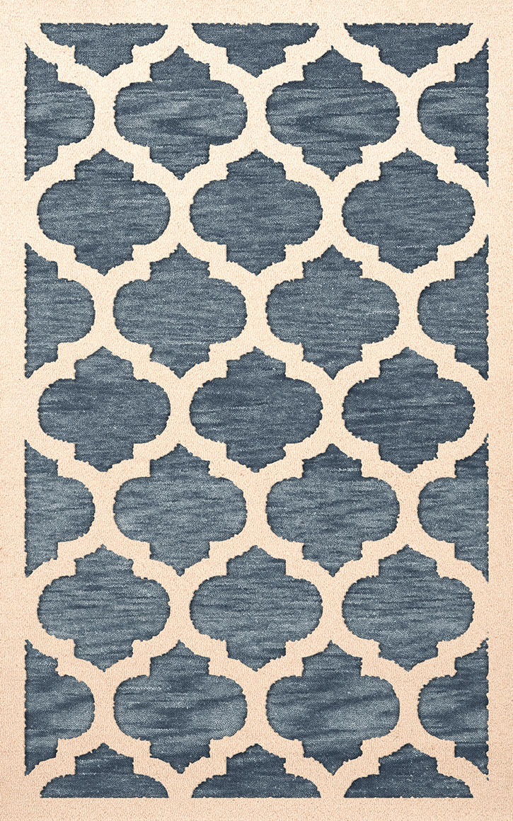 Dalyn Bella BL11 Indigo Custom Area Rug