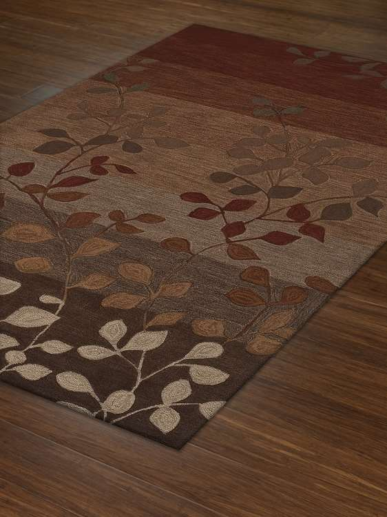 Dalyn Studio Casual Sd1 Paprika Area Rug Casual Area Rugs