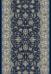Ancient Garden 57120-3464 Navy 2'7