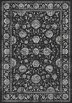 Ancient Garden 57126-3636 Charcoal/Silver Area Rug by Dynamic Rugs