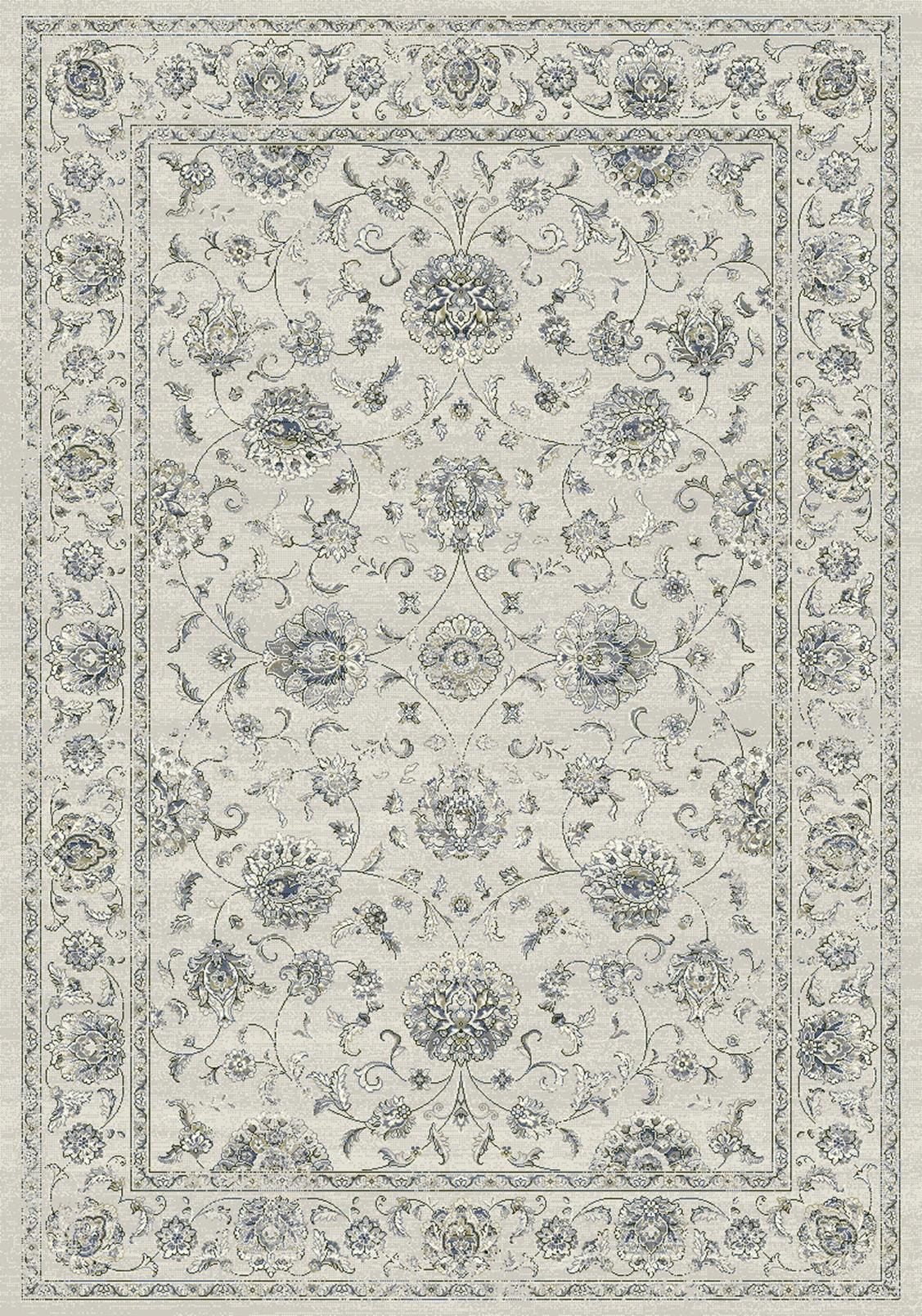 Ancient Garden 57126-6666 Cream Area Rug by Dynamic Rugs