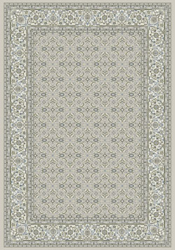 Dynamic Rugs Ancient Garden 57011-9666 Soft Grey/Cream Area Rug