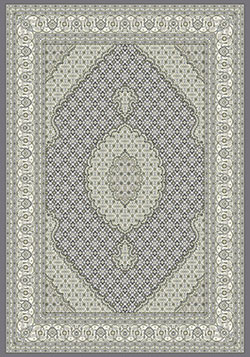 Dynamic Rugs Ancient Garden 57204-5666 Grey/Cream Area Rug