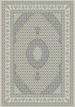 Dynamic Rugs Ancient Garden 57204-9666 Soft Grey/Cream Area Rug