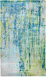 Dynamic Rugs Artisan 1604-155 Turquoise Lime Area Rug