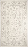 Dynamic Rugs Avalon 88800-106 Ivory Silver Area Rug