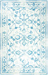 Dynamic Rugs Avalon 88802-109 Ivory Lt Blue Area Rug
