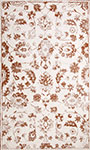Dynamic Rugs Avalon 88803-102 Ivory Rust Area Rug