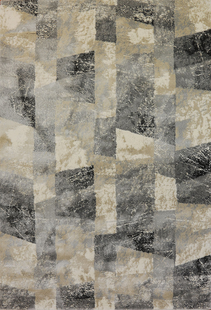 Dynamic Rugs Bali 3438 919 Cream Grey Area Rug