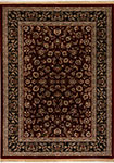 Dynamic Rugs Brilliant 72284-331 Red Area Rug