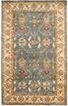 Dynamic Rugs Charisma 1403-500 Blue Ivory Area Rug