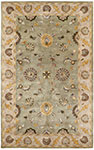 Dynamic Rugs Charisma 1405-405 Beige Green Area Rug