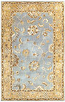 Dynamic Rugs Charisma 1416-501 Light Blue Area Rug