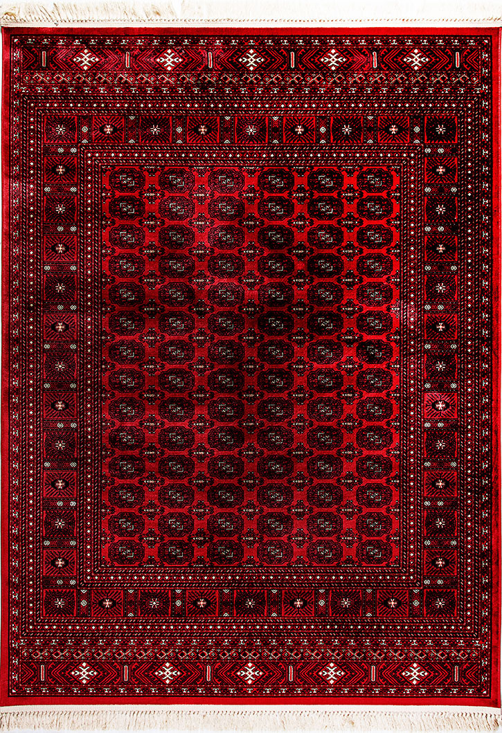 Dynamic Rug Crown 16227 336 Red Area Rug Carpetmart Com