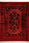 Dynamic Rugs Crown 16223-336 Red Area Rug