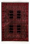Dynamic Rugs Crown 16232-090 Red Black Area Rug