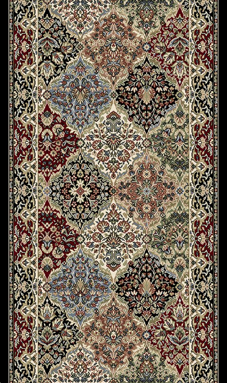 Dynamic Rugs Ancient Garden 57008 3233 Multi 2 7 Quot Wide