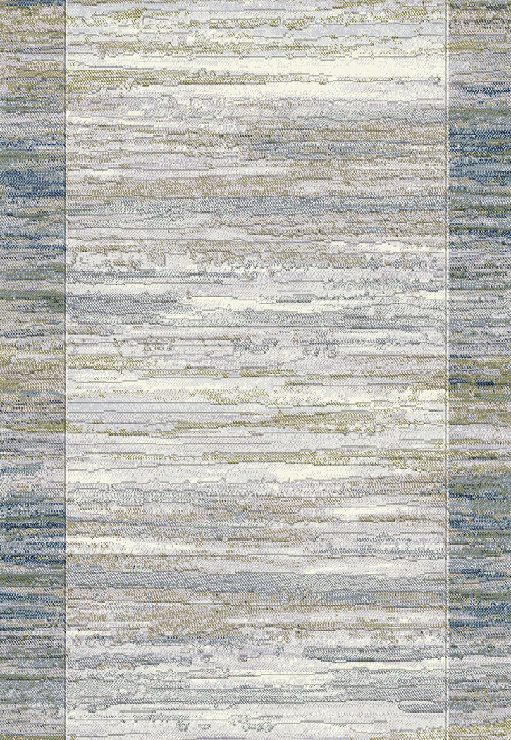 Dynamic Rugs Eclipse 79138 6191 Blue Grey 2 2 Quot Wide Hall