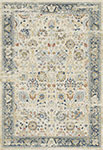 Dynamic Rugs Essence 55870-150 Ivory Light Blue Area Rug