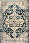 Dynamic Rugs Evolution 4770-550 Navy Area Rug